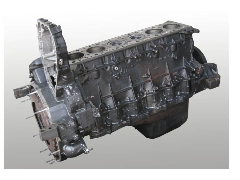Motores aligerados